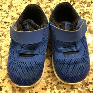 Gently used Nike walker size 5